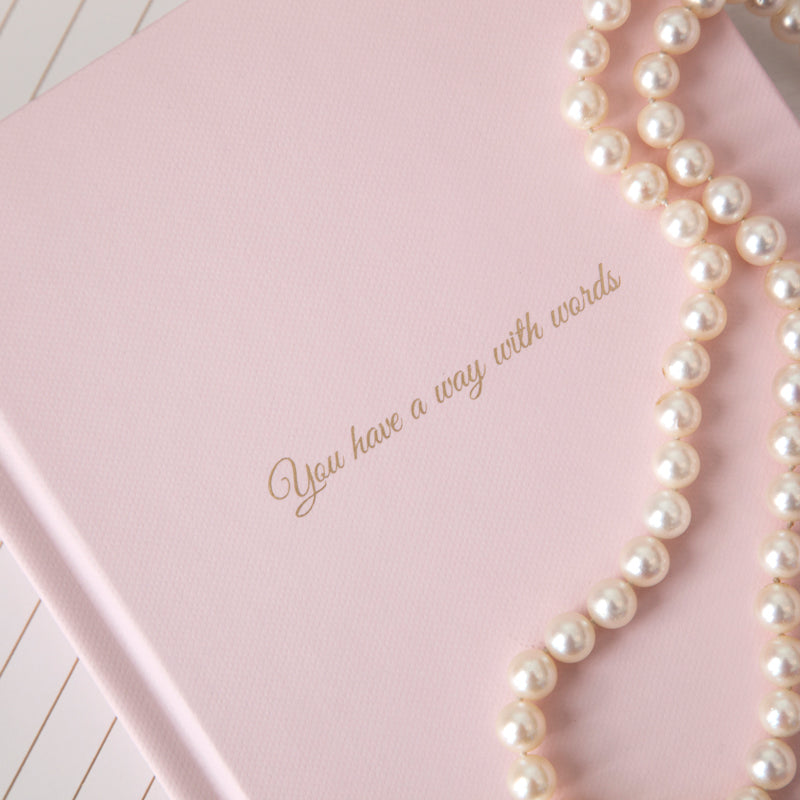 See Jane Work® Journal, Pink - see-jane-work