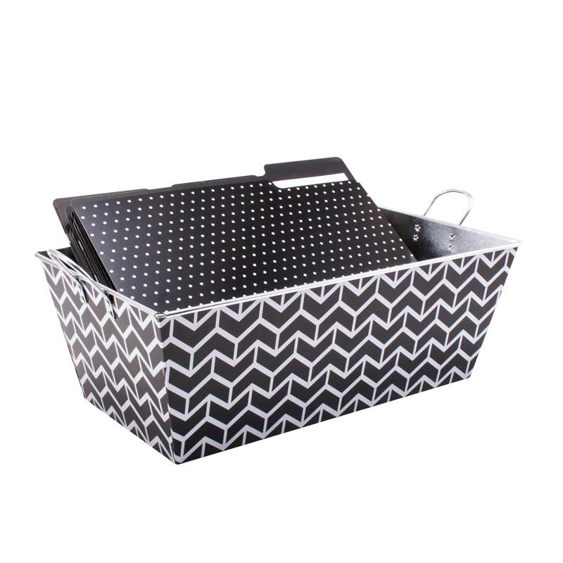 See Jane Work® Tin Storage Tub - see-jane-work