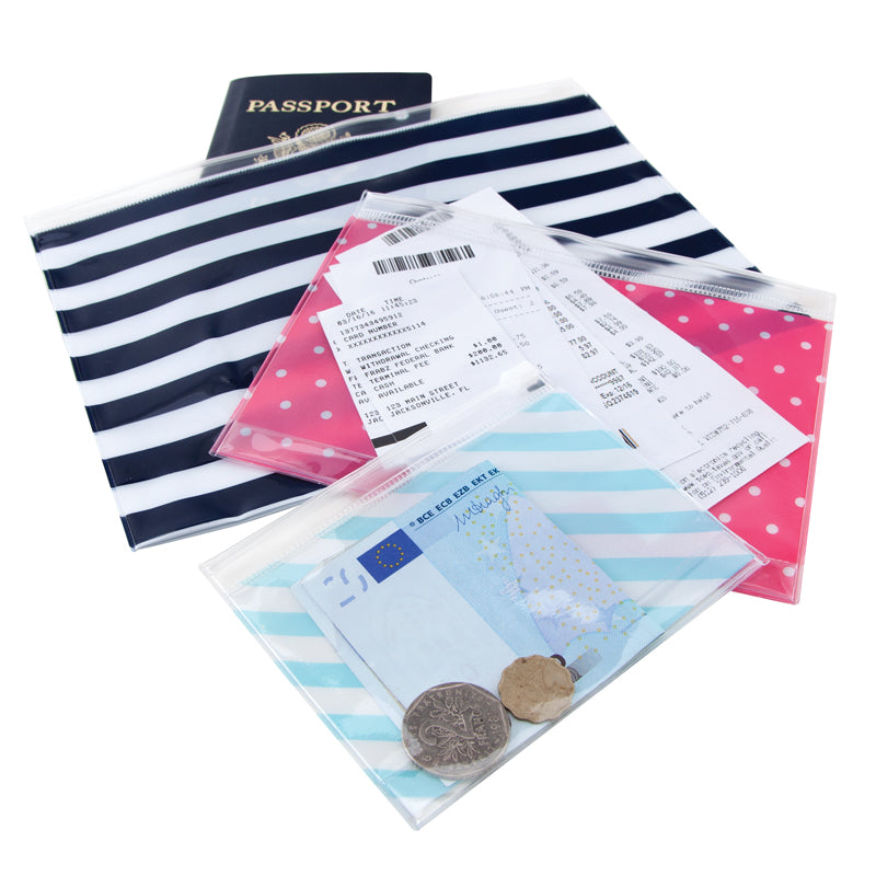 See Jane Work® Pencil Pouches - see-jane-work