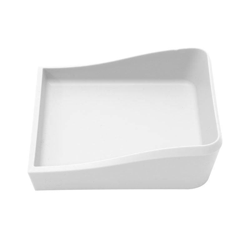 Silhouette™ Nook Tray, White - see-jane-work