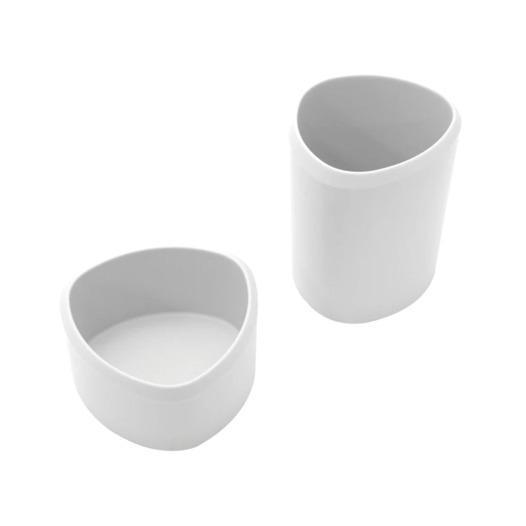 Silhouette™ Stuff Cups 2 pack, White - see-jane-work