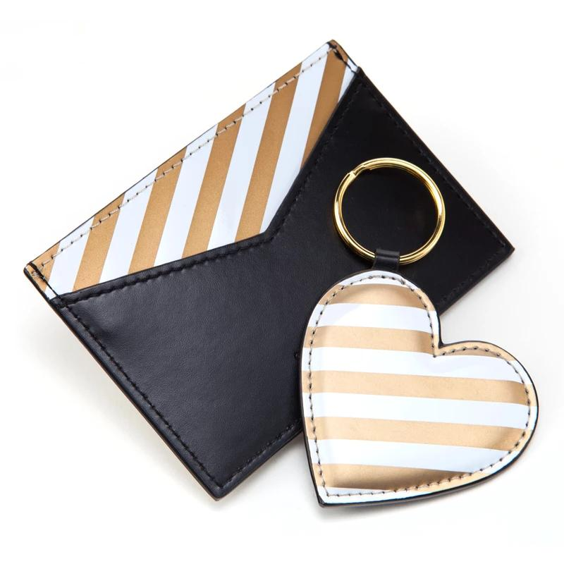 See Jane Work® Reversible Keychain & Business Card Holder - see-jane-work