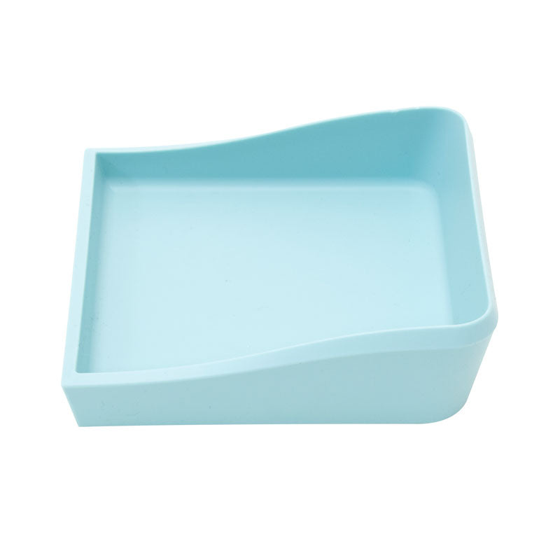 Silhouette™ Nook Tray, Blue - see-jane-work