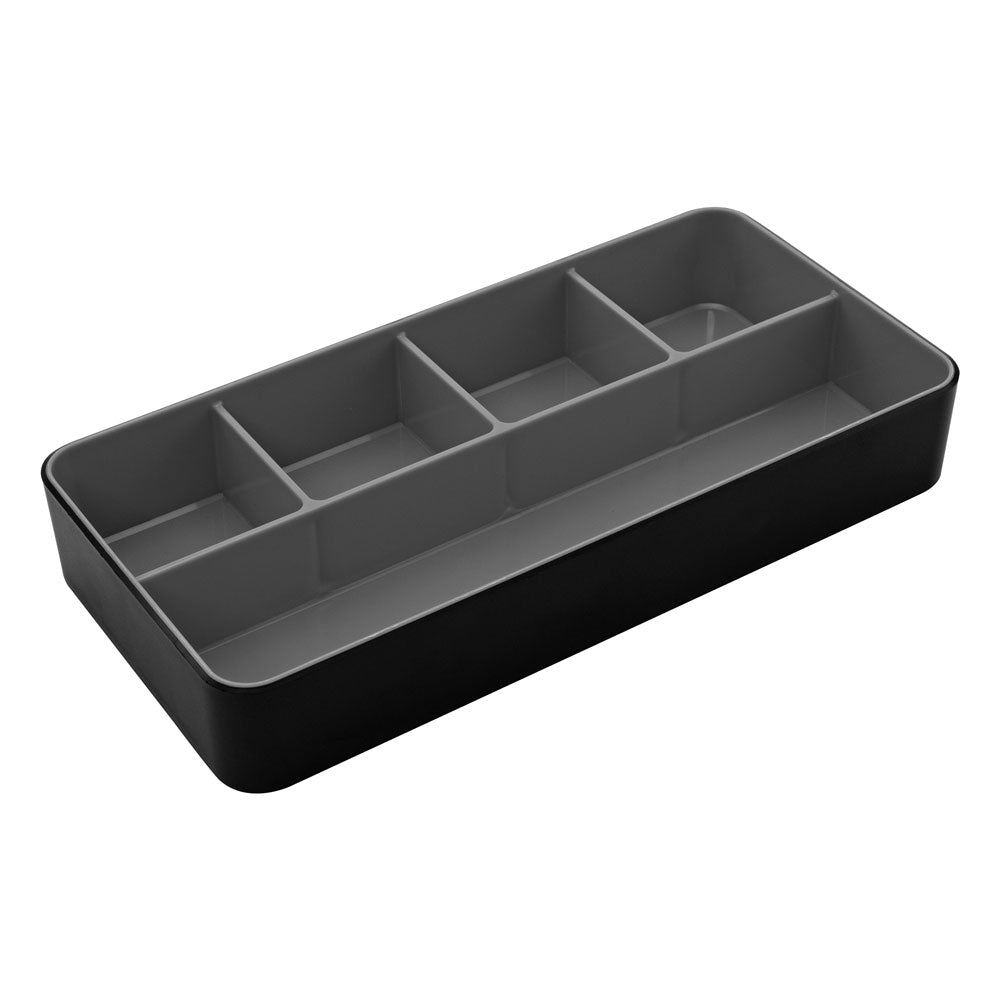 Fusion Desk Tray - Black and Gray - see-jane-work
