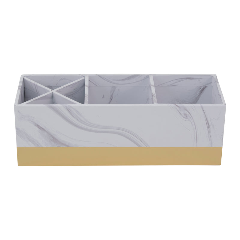 See Jane Work® 3 Compartment Marble Organizer - see-jane-work