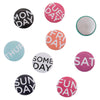 See Jane Work® Peggable Magnets Days - see-jane-work
