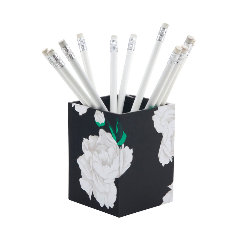 See Jane Work® Pencil Cup, Floral - see-jane-work