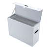 See Jane Work® File Box, White - see-jane-work