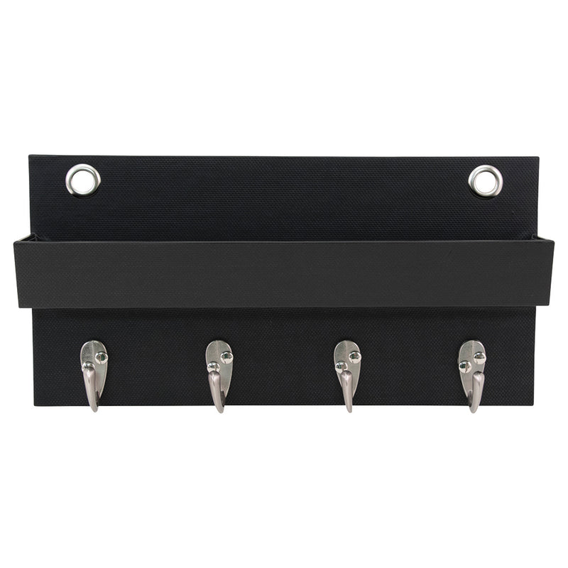 See Jane Work® Hanging Open Tray, Black - see-jane-work