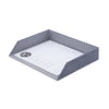See Jane Work® Letter Tray, Chambray - see-jane-work