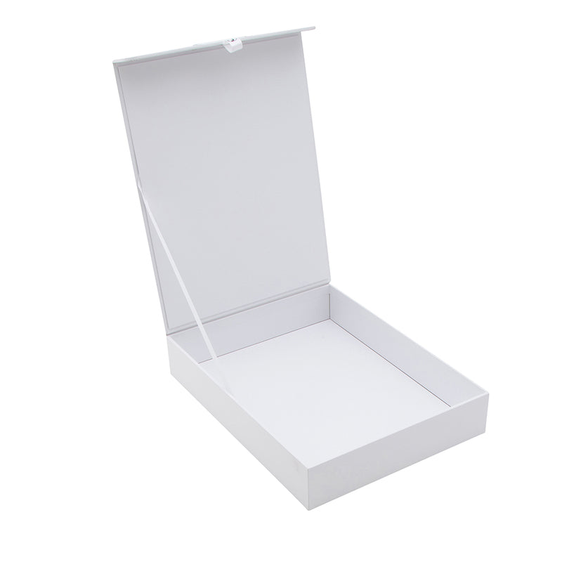 See Jane Work® Document Box, White - see-jane-work