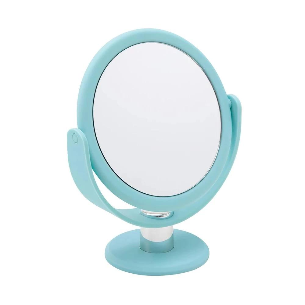 See Jane Work® Desk Mirror, Blue - see-jane-work
