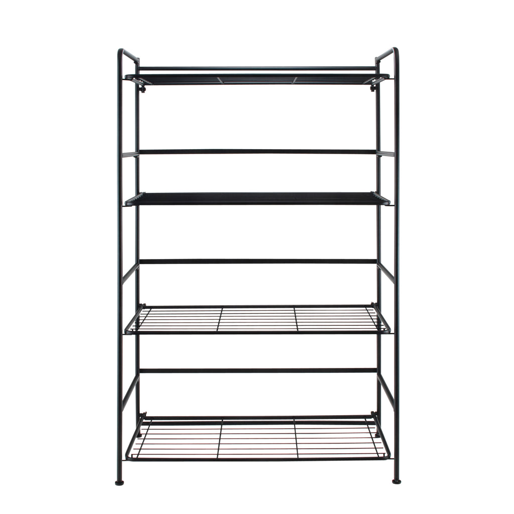 FlipShelf™ 4 Wide, Black - see-jane-work