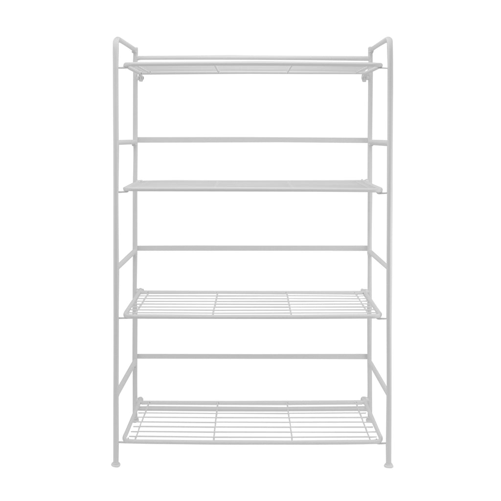 FlipShelf™ 4 Wide, White - see-jane-work