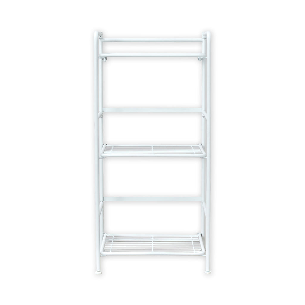 FlipShelf™ 3 Narrow, White - see-jane-work