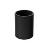 See Jane Work® Pencil Cup, Black Faux Leather