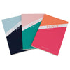 See Jane Work® Journals Reversible, 3 Pack - see-jane-work