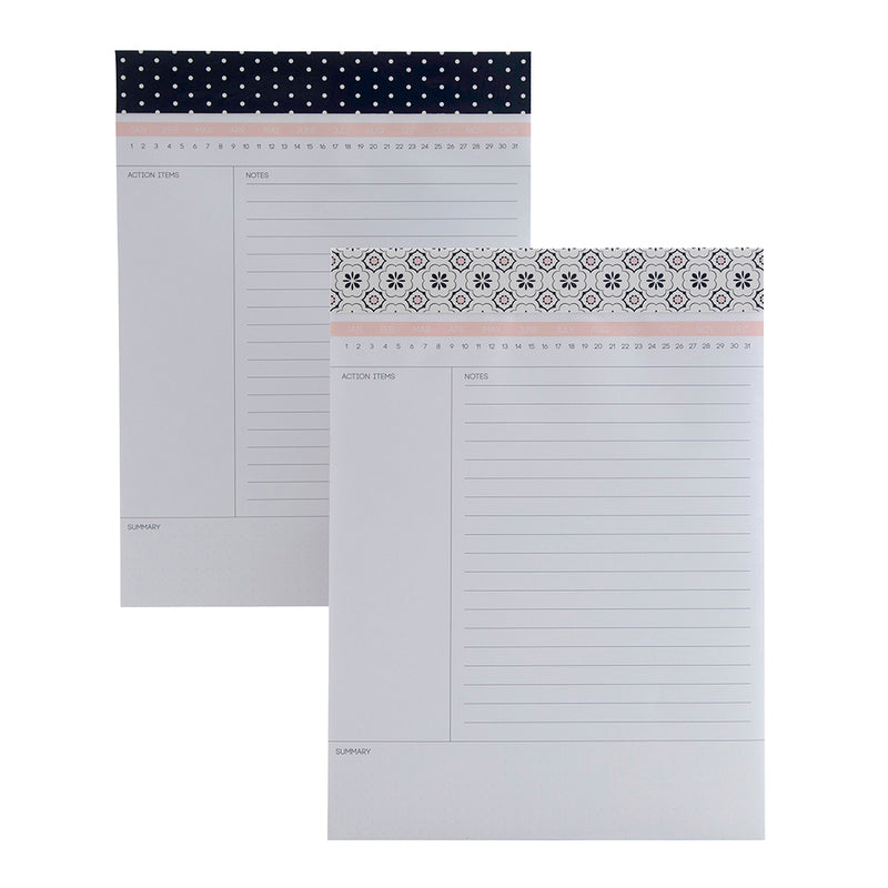 See Jane Work® Two Pack Meeting Notepads