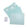 See Jane Work® File Folders, Assorted Blue