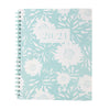 See Jane Work® Blue Floral Weekly/Monthly Planner, Large