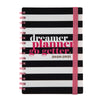 See Jane Work® Dreamer, Planner, Go Getter Weekly/Monthly Planner, Small