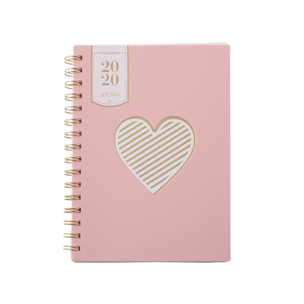 See Jane Work® Heart of Gold Weekly/Monthly Planner, Small