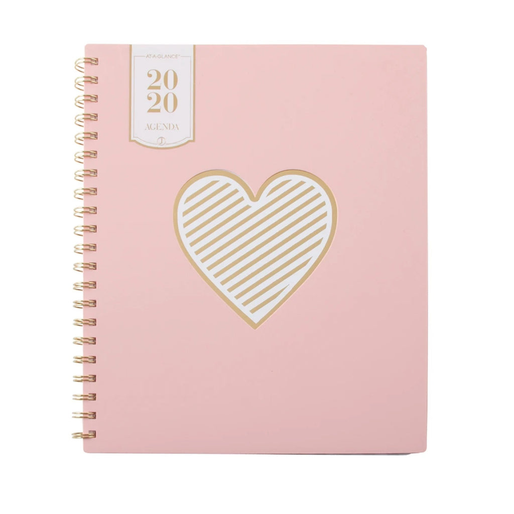 See Jane Work® Heart of Gold Weekly/Monthly Planner, Large