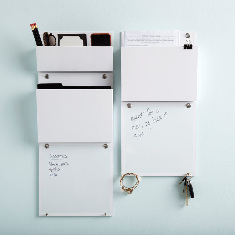 See Jane Work® Wall System - Dry Erase Magnetic Panel - see-jane-work