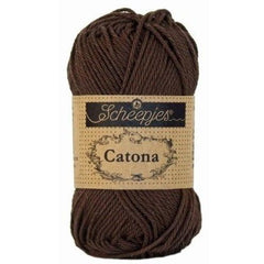 Catona 162 Black Coffee (25 gram) - CuteDutch