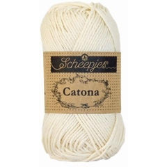 Catona 130 Old Lace (25 gram) - CuteDutch