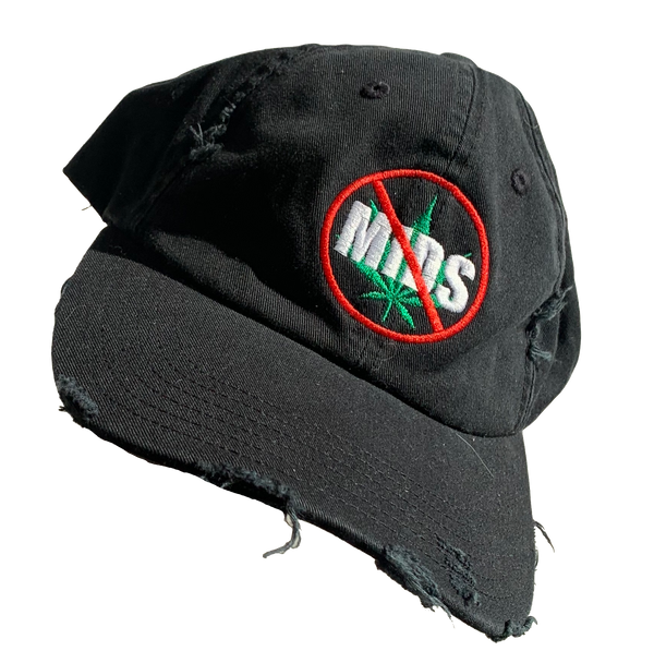 No Mids Dad Hat
