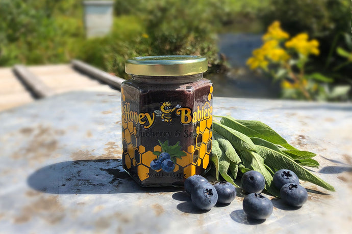 Honey Babies Blueberry Sage