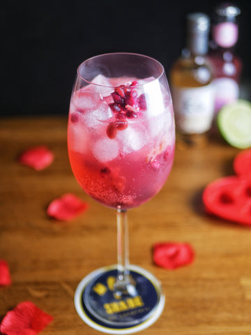 image cocktail st valentin mix and share