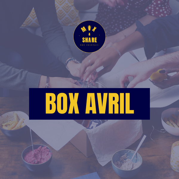 MIX & SHARE - BOX DE PÂQUES