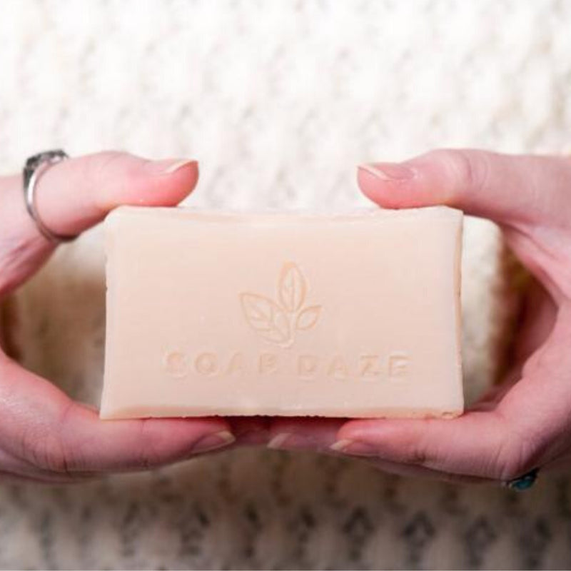 Lemongrass and Patchouli Vegan Soap