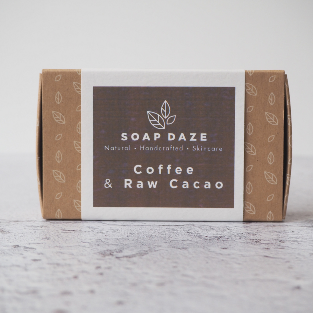 Coffee & Raw Cacao Bar Soap