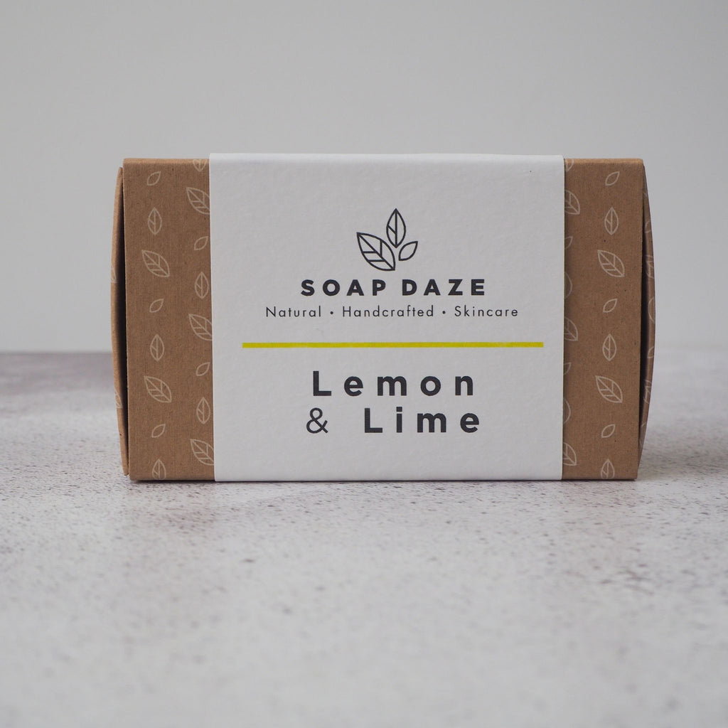 Lemon and Lime Bar Soap