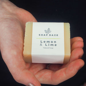 Lemon and Lime Mini Soap
