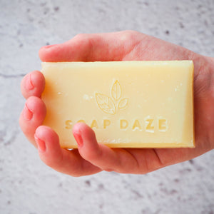 Lemongrass and Patchouli Bar Soap