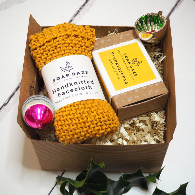 Frankincense Christmas Gift Box