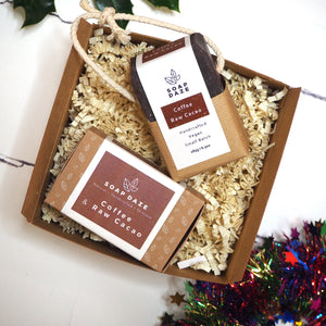 Shower and Sink Christmas Gift Box