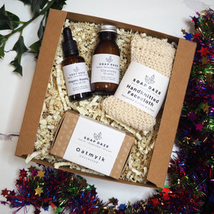 Sensitive Skin Christmas Gift Box