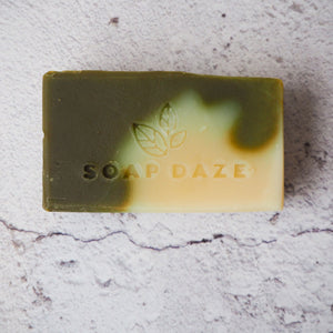 Tea Tree and Spirulina Bar Soap