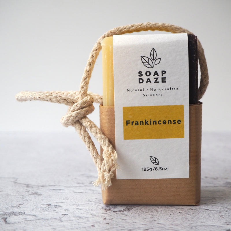 Frankincense Soap on a Rope