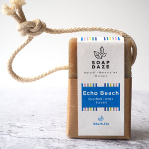 Echo Beach Soap on a Rope