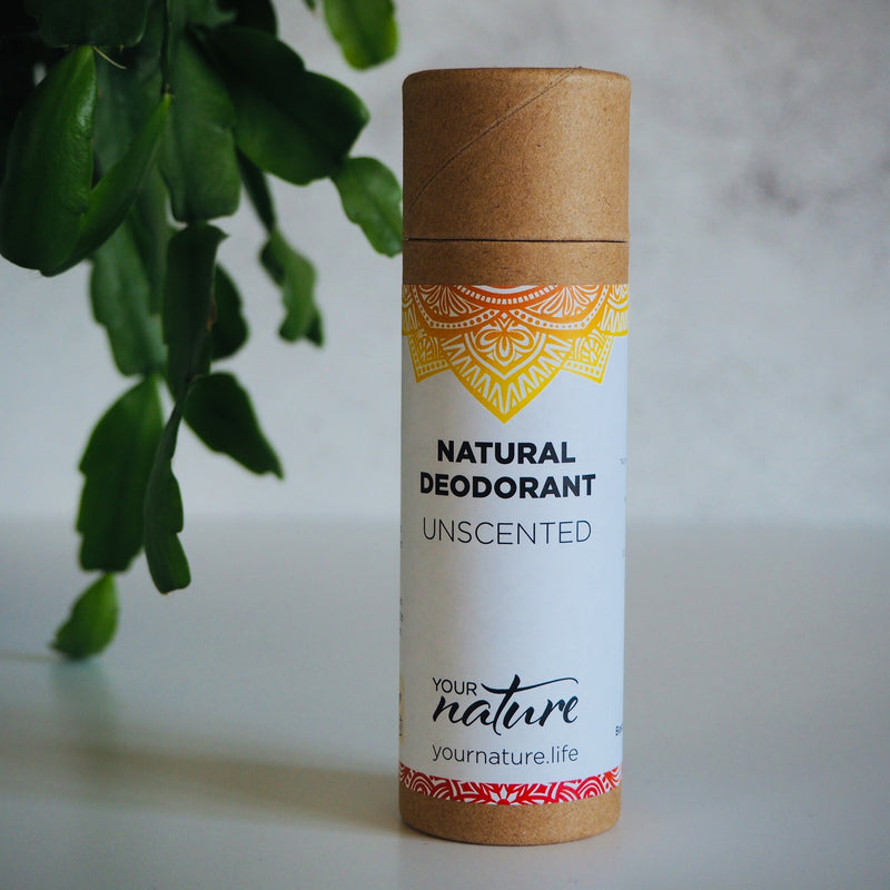 Unscented Natural Vegan Deodorant