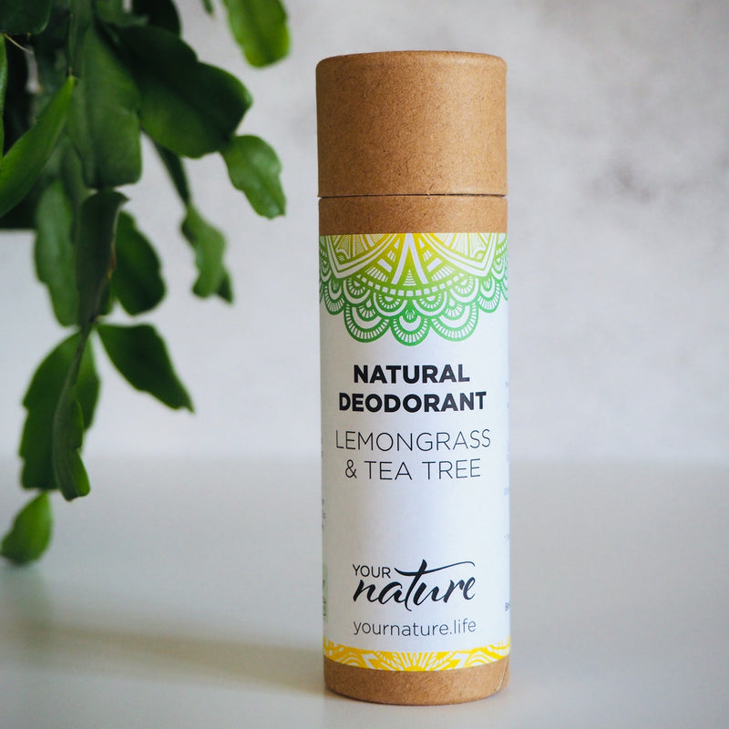 Lemongrass / Tea Tree Natural Vegan Deodorant