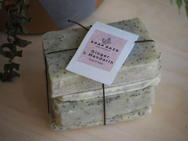 Soap offcut bundle, vegan soap, 250g