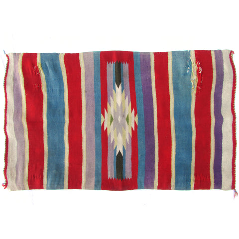 Antique Germantown Navajo Weaving, ca. 1890