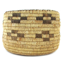 Antique Papago Tohono O'odham Basket